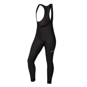 Endura Dame Xtract Lange Bibtigths Sort Front