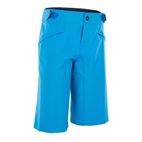 ION Dame Scrub AMP Cykelshorts Blå Front
