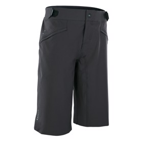 ION Dame Scrub AMP Cykelshorts Sort Front