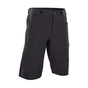 ION Scrub Select Cykelshorts Sort Front