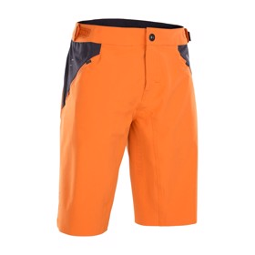 ION Traze AMP Cykelshorts Orange Front