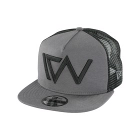 ION Cap Ion Maiden 2.0 Grå Front