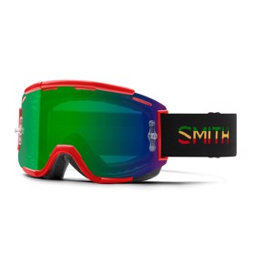 "Smith Squad Goggle 2021 ""50 to 01"" Rød"