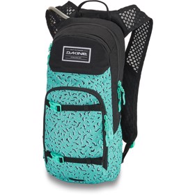 Dakine Rygsæk Session 8L Electric Mint Front