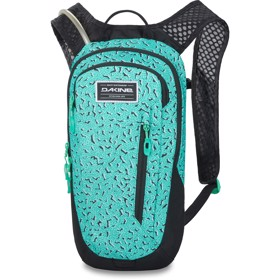 Dakine Shuttle 6L Electric Mint Front