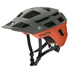 Smith Forefront 2 MIPS - MTB Cykelhjelm Sage/Red Rock