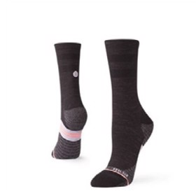 Stance Solid Wool Crew Dame Cykelstrømpe